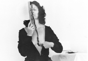 Stains, Performance, 1983, Performance , Tel Aviv Museum of the Arts